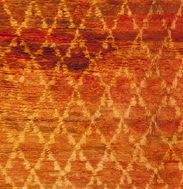 Moroccan Rug Made By The Master Rug Weavers Of Morocco