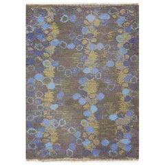 Vintage Scandinavian Carpet by Marta Maas Fjetterstrom