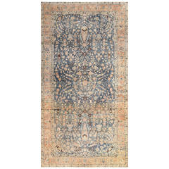 Breathtaking Antique Persian Khorassan Carpet