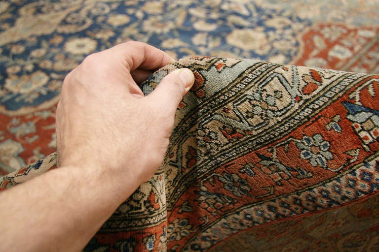 natural-colors-persian-rug-kashan Persian Rugs: How to Pick the Best Threads