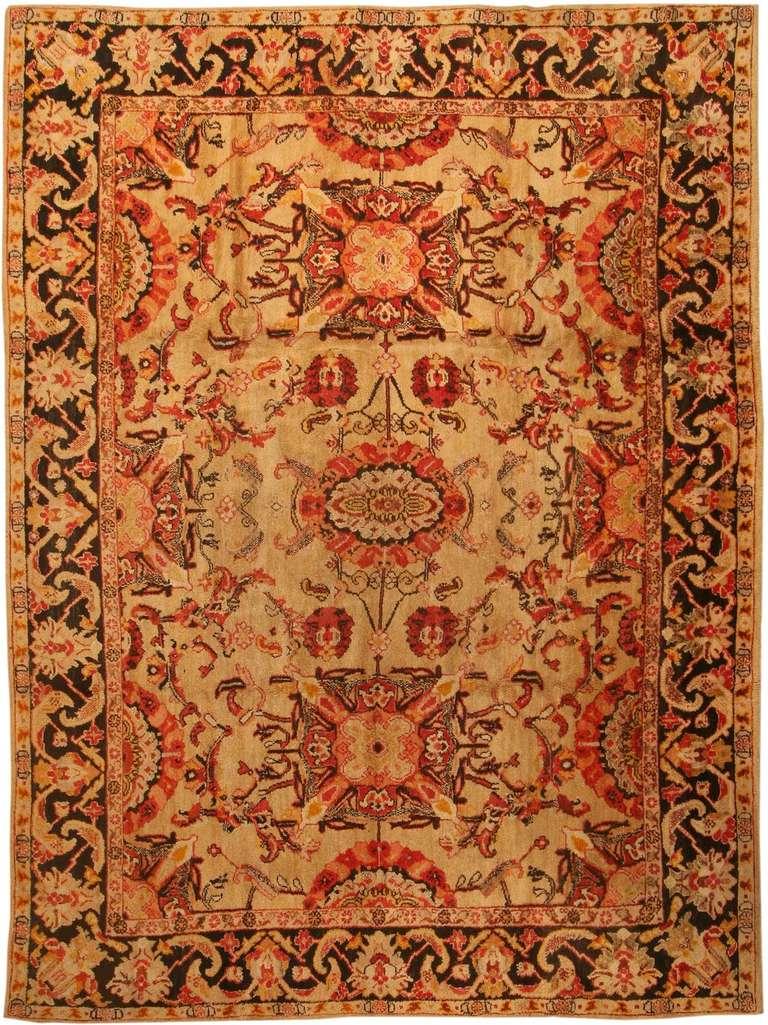 Antique Axminster Carpet For Sale At 1stdibs