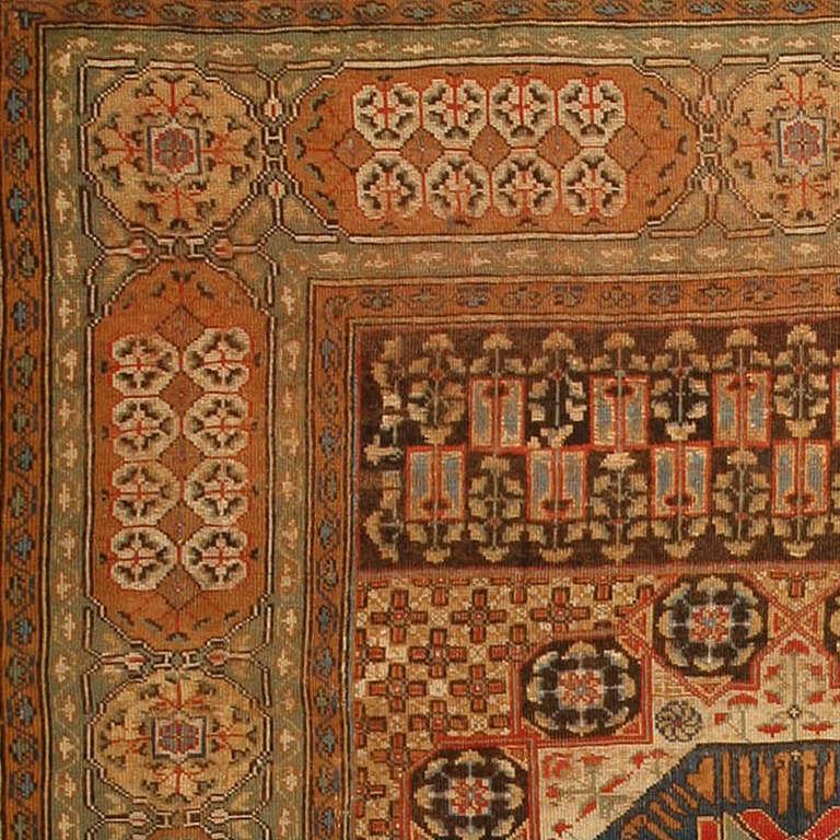 Antique Tuduc Mamluk Design Rug For Sale At 1stdibs