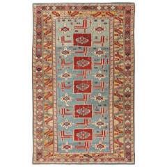 Antique Karakashly Caucasian Rug 47061