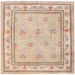 Antique Hereke Turkish Carpet