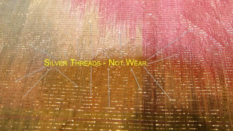 Antique Silk Uzbek Ikat Textile Embroidery For Sale 3