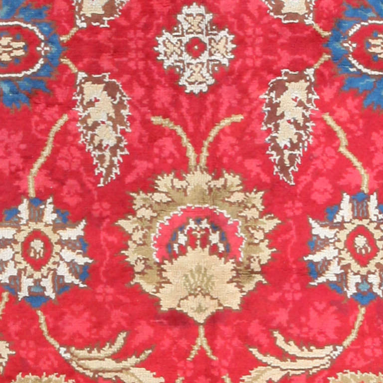 Antique Arts And Crafts Rugs: Antique Arts And Crafts Donegal Irish Rug At 1stdibs