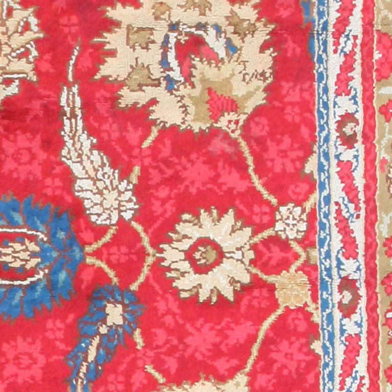 Antique Arts And Crafts Rugs: Antique Arts And Crafts Donegal Irish Rug For Sale At 1stdibs