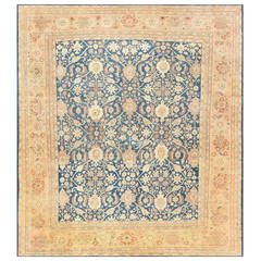 Antique Persian Sultanabad Rug by Zigler