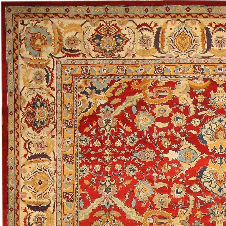 Antique Agra Carpet For Sale At 1stdibs