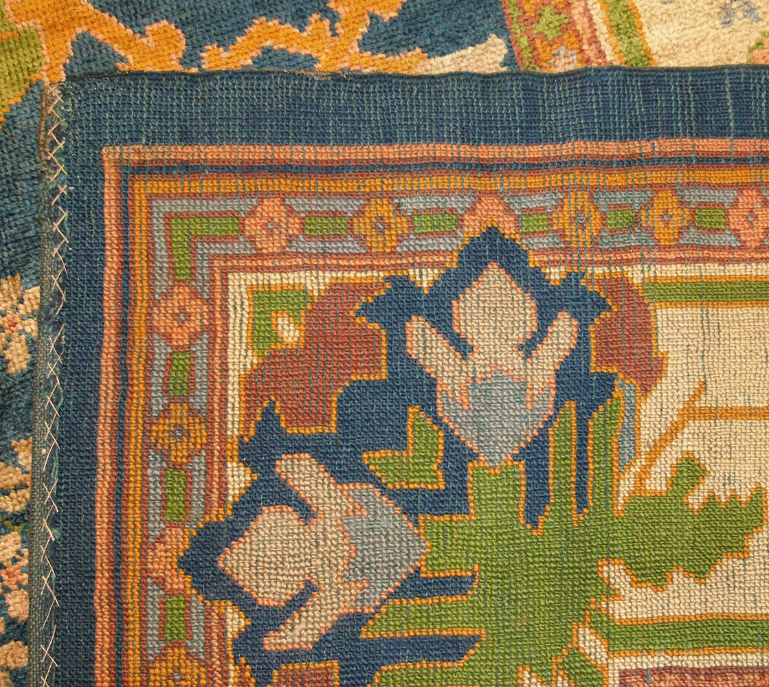 Gavin morton arts and crafts donegal rug at 1stdibs for Arts and crafts carpet