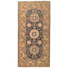 Antique Khotan Samarkand Oriental Rug or Carpet