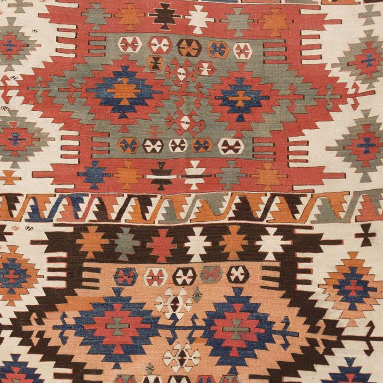 Antique Turkish Kilim At 1stdibs