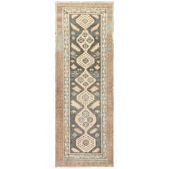 Antique Khotan Runner Carpet