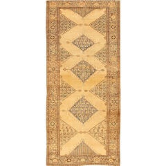Antique Malayer Gallery Carpet