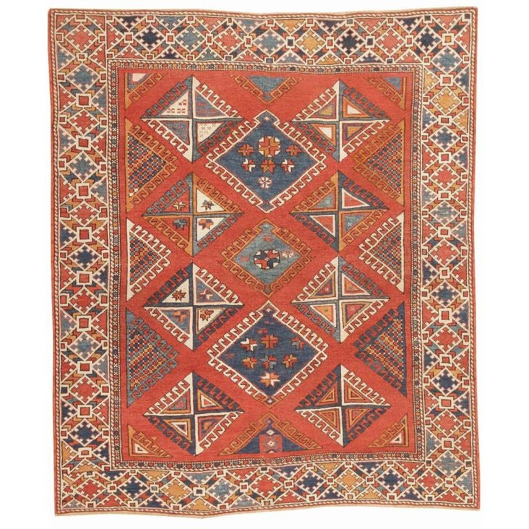 Antique Bergama Rug For Sale At 1stdibs