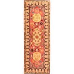 Antique Khotan Samarkand Rug