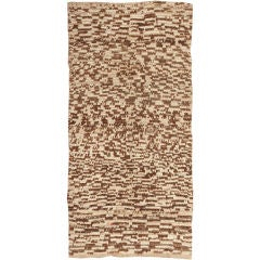 Charming Midcentury Moroccan Rug