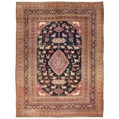 Antique Khorassan Rug