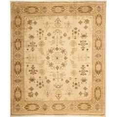 Antique Khotan Oriental Carpet