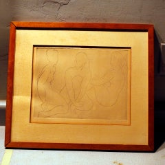Matisse Like Print