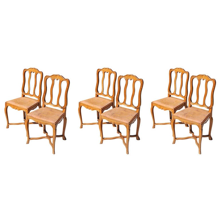 Beechwood Dining Chair Set C