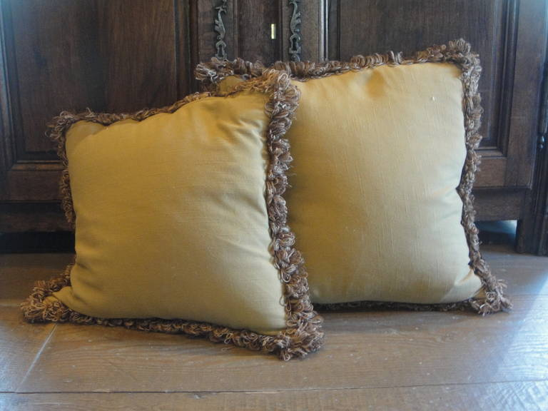 19th Century Tapestry Pillows For Sale 7