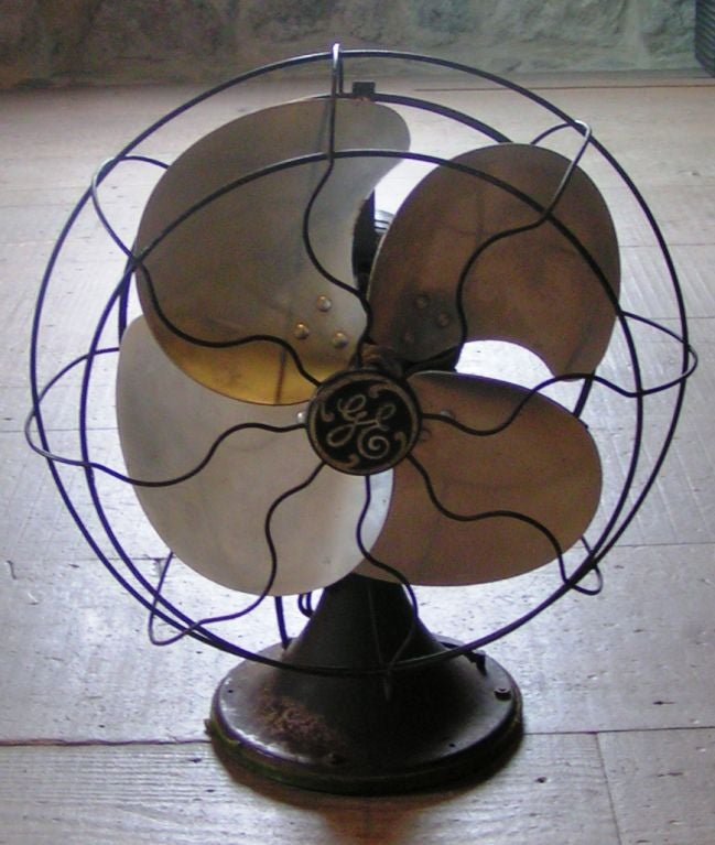 Vintage GE Desk Fan image 3