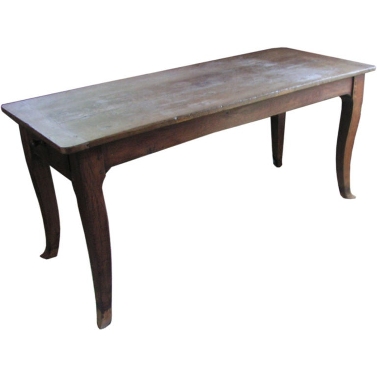French country farm table for sale at 1stdibs