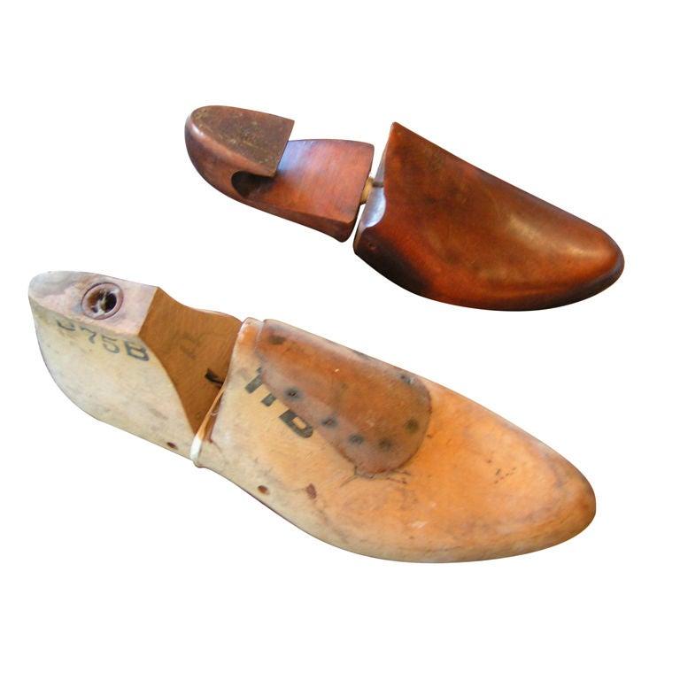 Vintage American Shoe Molds For Sale