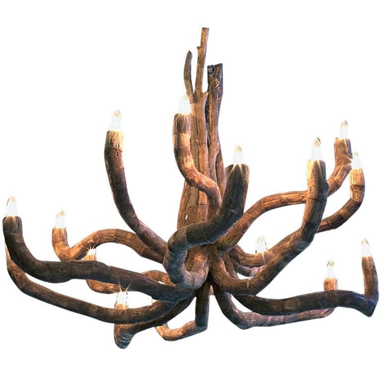 Branch Chandelier 1