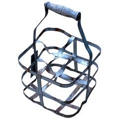 Wine Carrier Basket