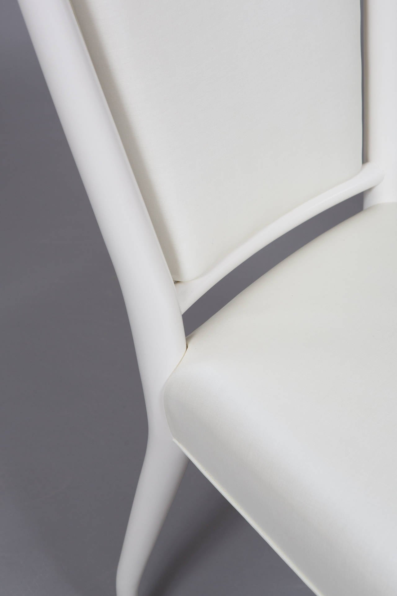 Mid-20th Century Set of J. Stuart Clingman Dining Chairs for Widdicomb For Sale