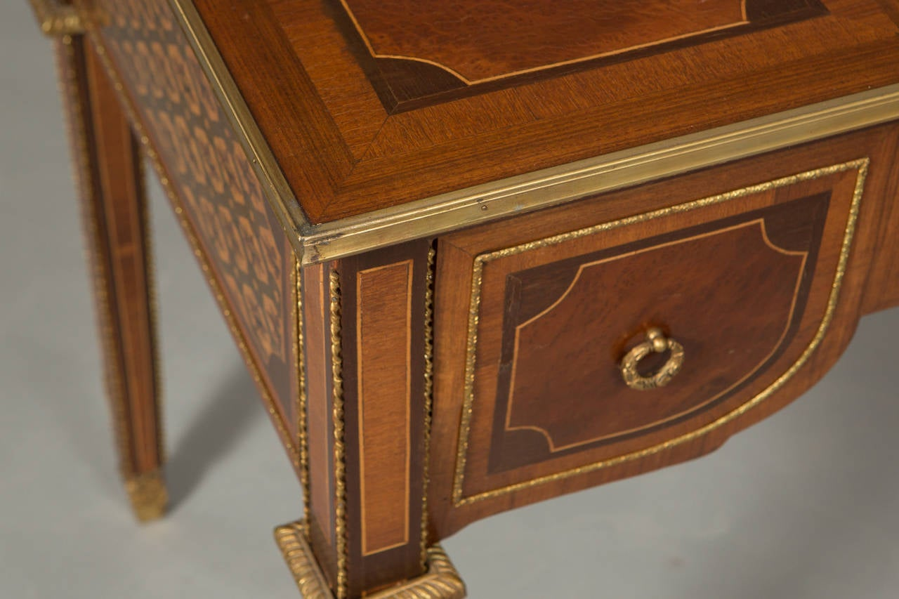 Louis XVI Style Bureau Plat 6