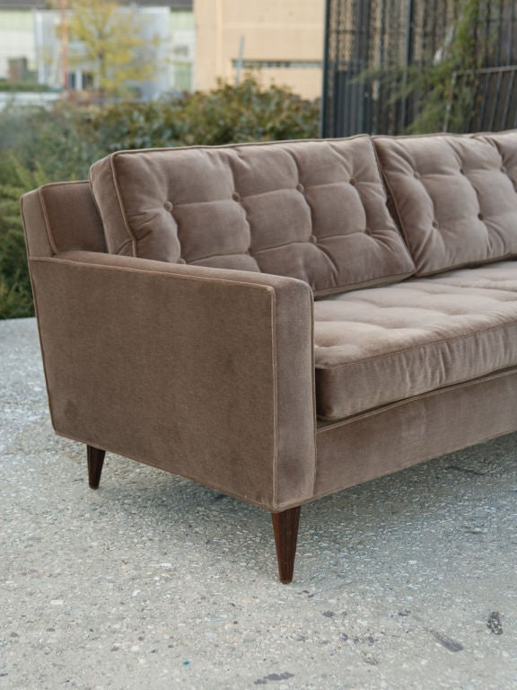 20th Century Mid-Century Modern Sofa For Sale