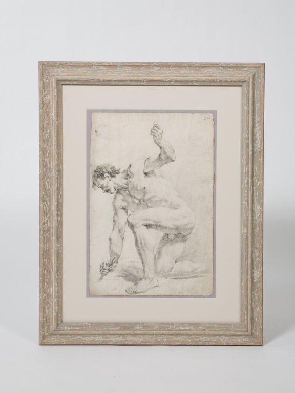 Pair of 19th Century Drawings For Sale 2