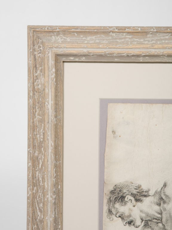 Pair of 19th Century Drawings For Sale 4