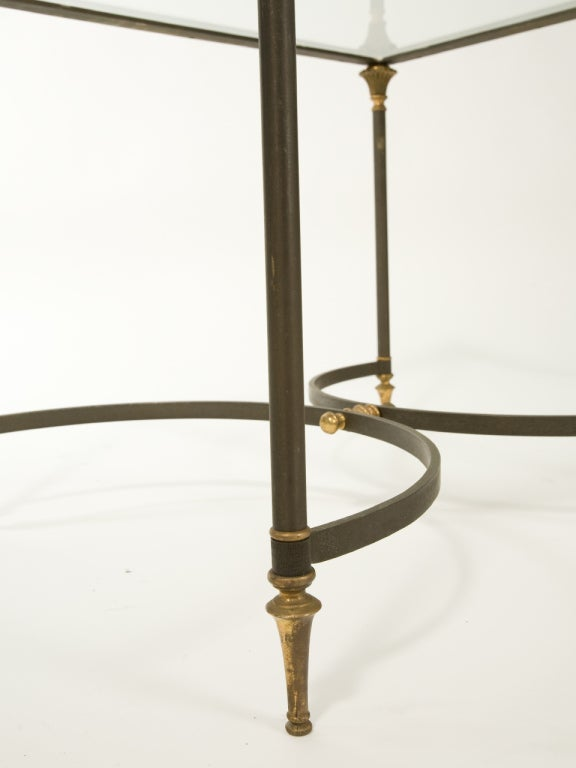 Neoclassical Side Table Attributed to Ramsay For Sale 3