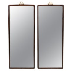 Pair of 19th Century Mirrors