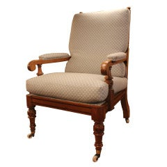 19th Century Bobbin Chair/Ashwood