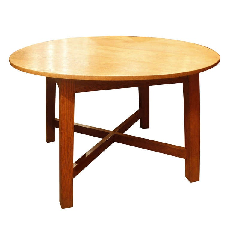 Heal 39 S And Son Round Table At 1stdibs