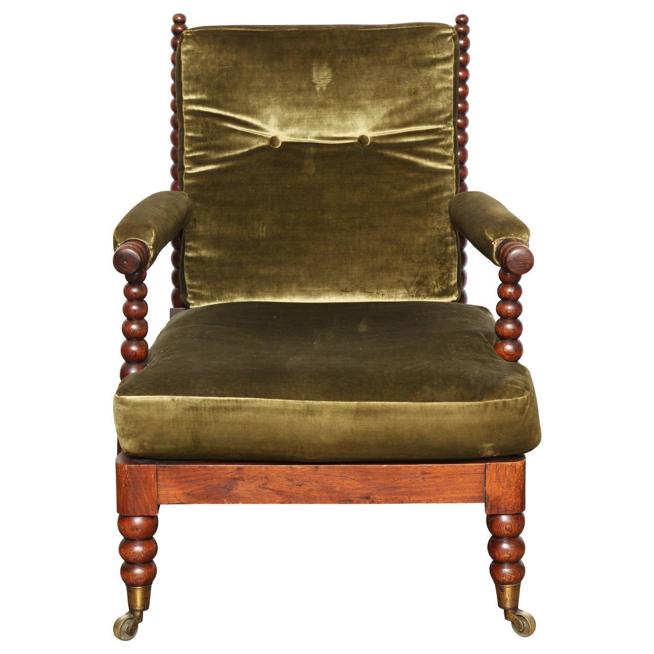 this 19th century bobbin chair is no longer available