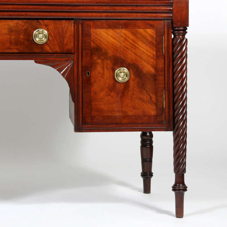 William Iv Style Mahogany Sideboard West Indies At 1stdibs
