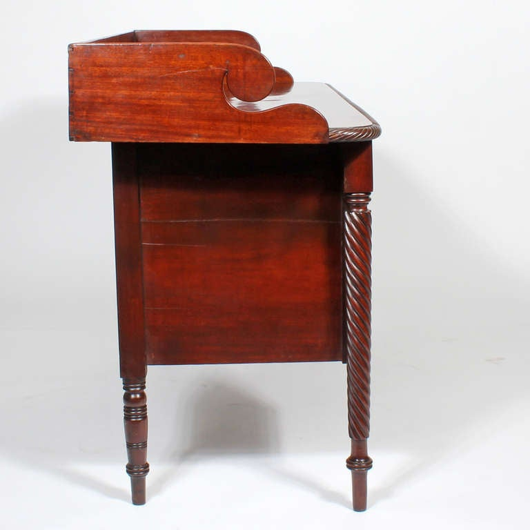 William Iv Style Mahogany Sideboard West Indies For Sale At 1stdibs