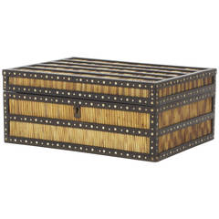 Anglo-Indian Quill Box