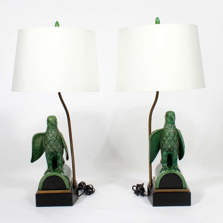 Green Parrot Table Lamp Best Inspiration For Table Lamp