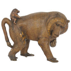 Wicker Monkey or Baboon