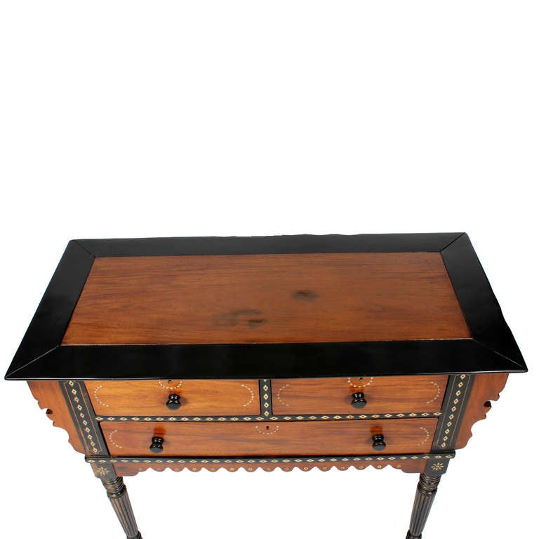 19th c anglo indian small sideboard or server at 1stdibs for Sideboard indien