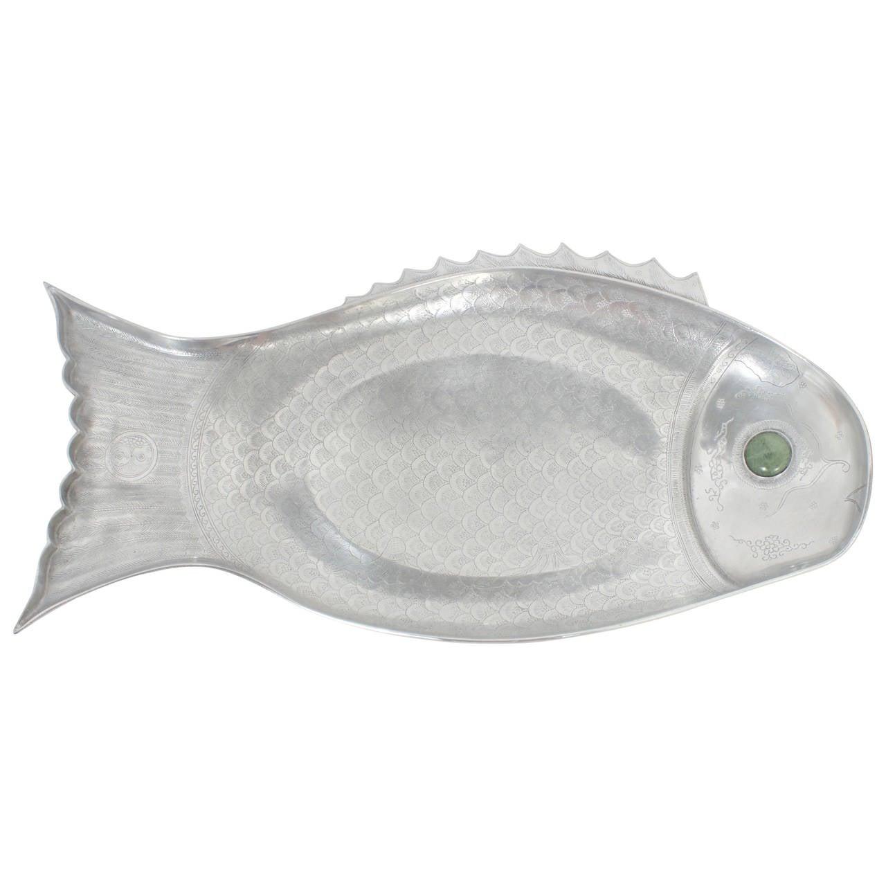 Arthur Court Fish Tray