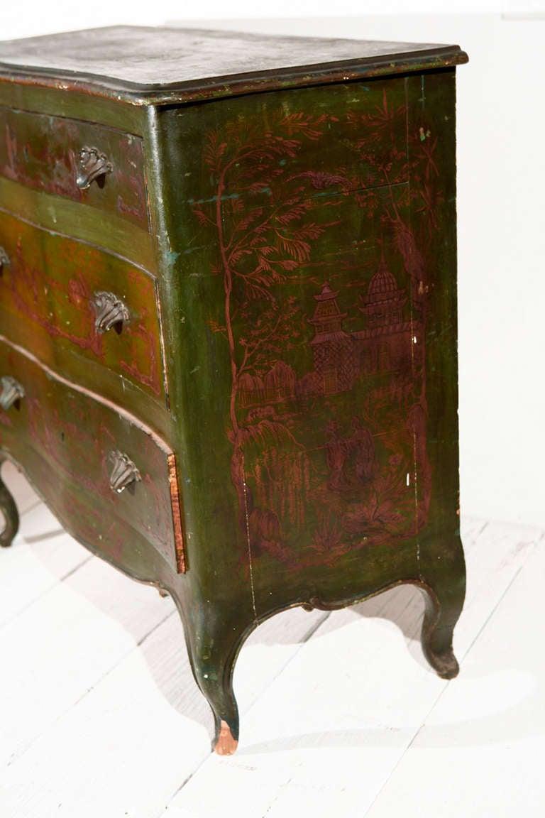 Venetian Style Chinoiserie Dresser At 1stdibs
