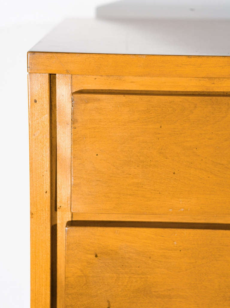 Mid-Century Russel Wright for Conant Ball Chest of Drawers 3